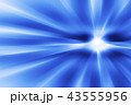 発光 輝く 光のイラスト 43555956