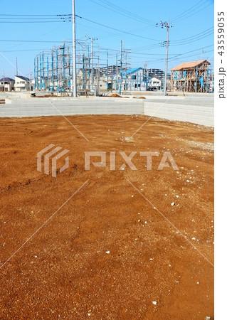 建設前の土地 43559055