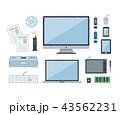 パソコン 機器 セット 43562231