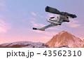 小型ジェット機 43562310