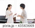 ビジネスパーティ パーティ 会話の写真 43563669