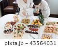 パーティ ビジネスパーティ 女性の写真 43564031
