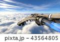 ジェット機 43564805