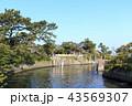 森戸神社 海岸 晴れの写真 43569307