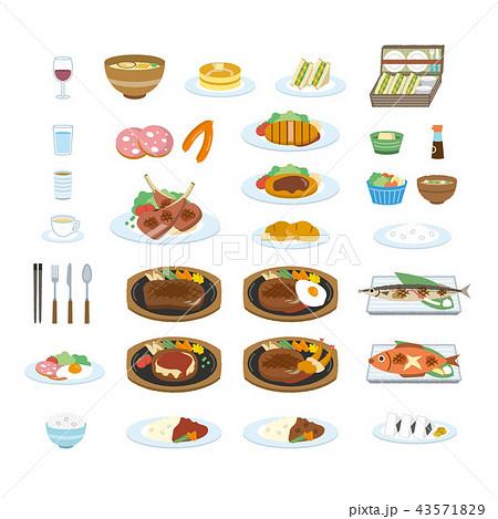 料理 セット 43571829