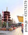 川崎大師 平間寺 寺の写真 43574379