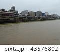 河川増水 43576802