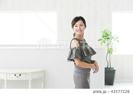 女性 若い女性 パーティー パーティ かわいい ビューティー 43577226