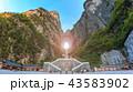 Tianmen Mountain Panorama Landmark Travel Of China 43583902