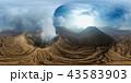 Bromo Volcano Landmark Of Indonesia (VR 360) 43583903