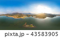 Aerial Panorama of Reservoir (VR 360) 43583905