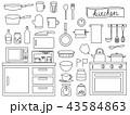 キッチン用品 43584863