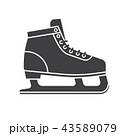 Ice Skating Shoes 43589079