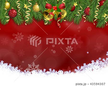 クリスマスデコレーション 43594307