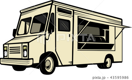 foodtruck 43595986