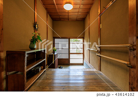 日本家屋 玄関 43614102