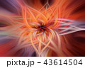 バックグラウンド 抽象的 ライトのイラスト 43614504