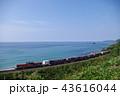 山陰本線 迂回 貨物列車1 43616044