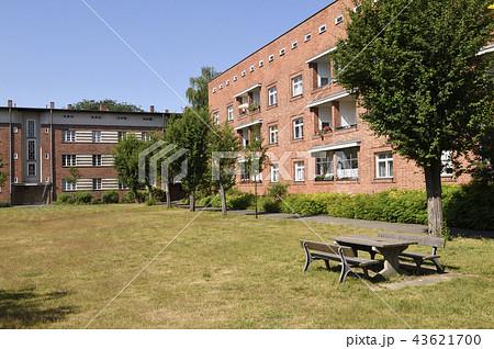 ドイツ・ベルリンのモダニズム集合住宅群:ジードルング・シラーパーク 43621700