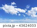 青空 晴天 晴れの写真 43624033