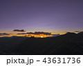 初日の出イメージ(空撮) 43631736