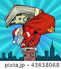 お金 通貨 金のイラスト 43638068