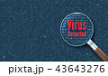 Virus detected. Scanning and identifying a 43643276