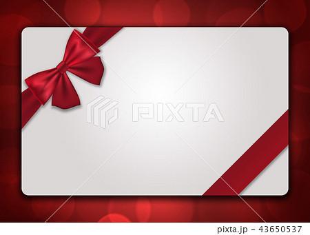 ギフトカード 43650537
