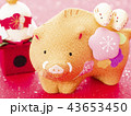 亥年 亥 猪の写真 43653450