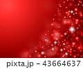 背景 赤 輝きのイラスト 43664637