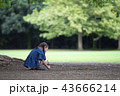 子供 女の子 少女の写真 43666214