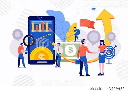 Teamwork Business Success 43669975