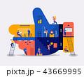 Workingspace create social like 43669995
