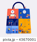 Working space online shopping 43670001