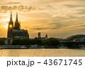 カテドラル 大聖堂 ケルン大聖堂の写真 43671745