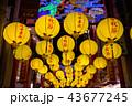 長崎 中秋節 ランタンの写真 43677245