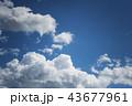 雲のバックグラウンド 43677961