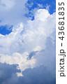 夏の入道雲 43681835