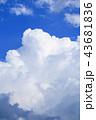夏の入道雲 43681836
