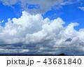 夏の入道雲 43681840
