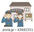 交番 警察官 43682351