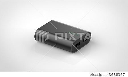 モバイルバッテリー パース 43686367