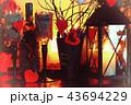 クリスマス ビン ワインの写真 43694229