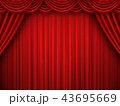 ステージ幕 43695669