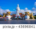 Guanyin on top of Chung Cheng park in keelung 43696841
