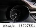車 メーター 自動車の写真 43707551