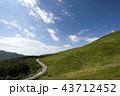 風景 山 道の写真 43712452