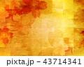 桜 和柄 背景のイラスト 43714341