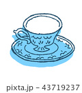 ティーカップ 43719237