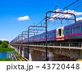 京王線 8000系 電車の写真 43720448